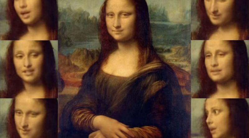 Naukowcy ożywili słynną Mona Lisę z obrazu Leonarda da Vinci [VIDEO]