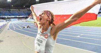 Alicja Konieczek w nieprawdopodobny sposób wygrała bieg na 3000 metrów w Neapolu [VIDEO]