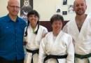 Kobieta z zespołem Downa zdobyła czarny pas w judo