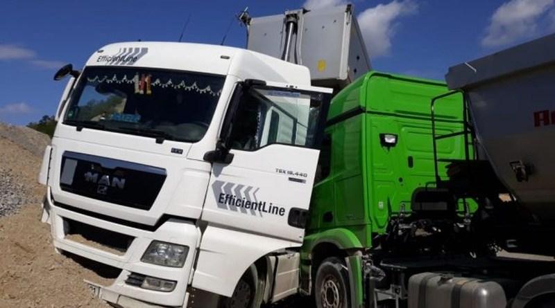 Zatrzymał Ciężarówkę Której Kierowca Doznał Zawału