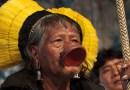 Indiański wódz Raoni Metuktire nominowany do Pokojowej Nagrody Nobla za walkę o Amazonię