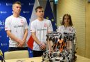 Spice Gears polecą do Dubaju na Mistrzostwa Świata w robotyce