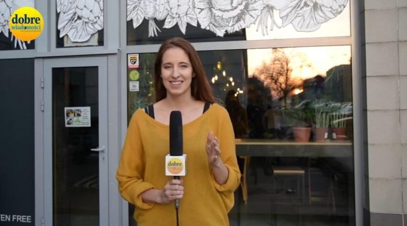 Pierwszy filmowy reportaż Dobrych Wiadomości! Polska aplikacja Foodsi pozwala ratować posiłki