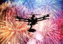 Zamiast fajerwerków, balet 300 dronów. Zupełnie inny Sylwester 2019 w Łodzi