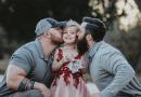 Dla dobra córki ojciec i ojczym budują przyjaźń opartą na wzajemnym szacunku
