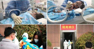 Zaskakujące wieści z Chin. Wyzdrowiał najmłodszy i najstarszy pacjent zakażony koronawirusem