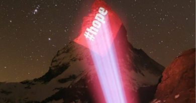 Nadzieja z góry Matterhorn, ze Szwajcarii