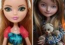 Artystka z Ukrainy usuwa makijaż lalek i maluje je tak, żeby wyglądały jak prawdziwe