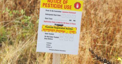 Czechy podejmują ważny krok. Zakaz stosowania pestycydów zawierających glifosat wejdzie w życie od przyszłego roku