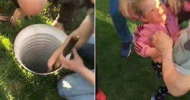 12-letni chłopiec wyciągnął 3-letnią dziewczynkę ze śmiertelnej pułapki