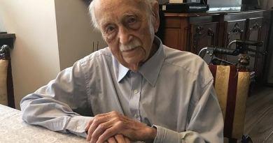 To prawdopodobnie najstarszy żyjący Niemiec. W wieku 105 lat przeprowadził się do Polski i jest tu szczęśliwy