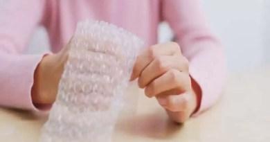 Folia bąbelkowa może być niedługo produkowana z owczej wełny