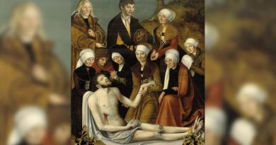"""Zaginiony po wojnie obraz """"Opłakiwanie Chrystusa"""" odnalazł się w szwedzkim muzeum, ma wrócić do Polski"""
