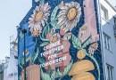 W Warszawie powstał ekologiczny mural, który oczyszcza powietrze