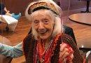 102-latka pokonała już raka i sepsę, teraz po raz drugi wyzdrowiała po Covid-19