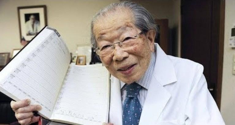 105-letni lekarz