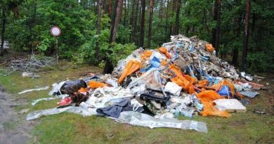 Będą większe kary za śmiecenie. Do 25 lat więzienia za przestępstwa środowiskowe