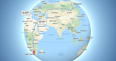Czy wiecie jaki jest najdłuższy spacer świata?