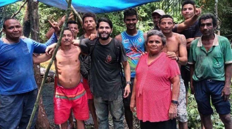 w amazońskiej dżungli