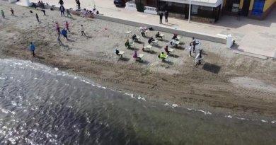 Hiszpańskie szkoły prowadzą zajęcia na świeżym powietrzu