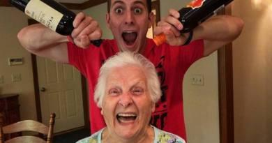 95-letnia babcia i jej wnuk: liczą się tylko zwariowane pomysły