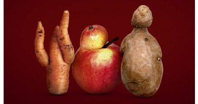 Kaufland wprowadza do oferty nieidealne w formie owoce i warzywa