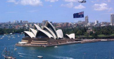 Australia otwiera granice dla turystów