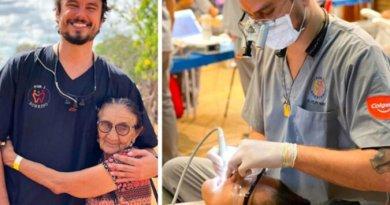 Niezwykły dentysta z Brazylii. Leczy zęby za darmo na całym świecie