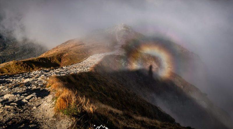 zjawisko uchwycone w Tatrach