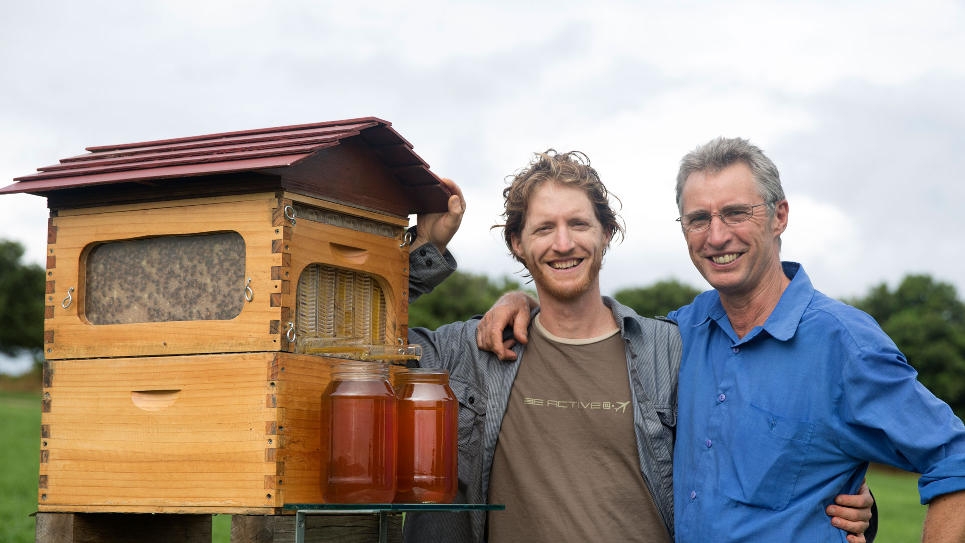 flow hive stuart and cedar anderson