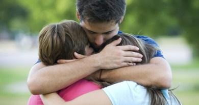Niezwykła moc przytulania
