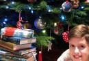 9-latek chce podarować dzieciom książki pod choinkę. Mama, Polka, trzyma kciuki za akcję syna