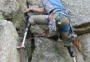 Że niby ja nie mogę? Historia alpinisty, który stracił nogi
