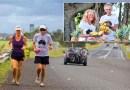 Para 60 letnich wegan pokonała 366 maratonów w 2013 roku!