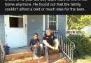 Wspaniały policjant, który odmienił życie dziecka