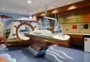 Personel szpitala dziecięcego chciał by mali pacjenci mniej się bali, oto efekt