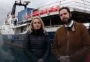 Małżeństwo z Malty za własne pieniądze ratuje imigrantów