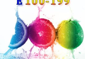Пищевые добавки E 1** (Красители). Описание, обозначение и расшифровки пищевых красителей