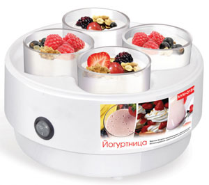 Йогуртница. Описание, функции и выбор йогуртницы