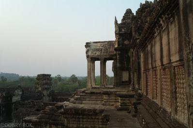 Angkor Wat o zachodzie slonca (2)