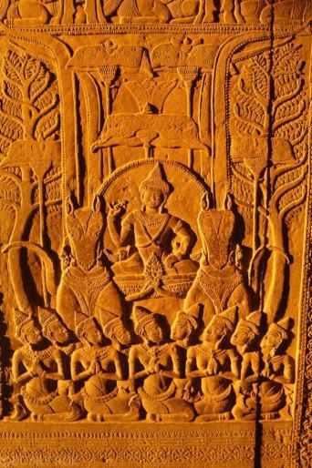 Angkor Wat o zachodzie slonca (9)