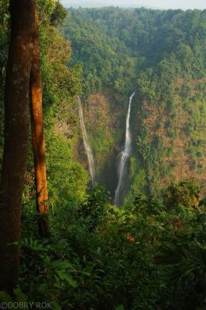 Wodospady dookola Bolaven Plateau w Losie (3)