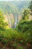 Wodospady dookola Bolaven Plateau w Losie