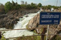 Wodospady na don Khon (2)