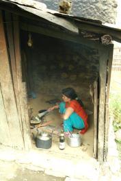 Codzienne zycie mieszkancow Nepalu (3)