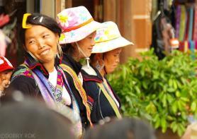 Gorskie plemiona zamieszkujace okolice Sapa Wietnam (1)