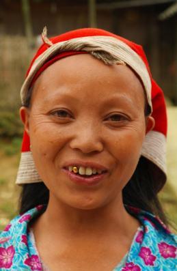 Gorskie plemiona zamieszkujace okolice Sapa Wietnam (6)