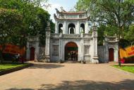 Swiatynia literatury w Ha Noi (1)