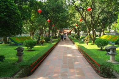 Swiatynia literatury w Ha Noi (2)