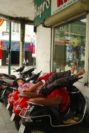 Transport w Hanoi Wietnam (5)
